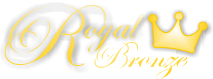 logo royal bronze